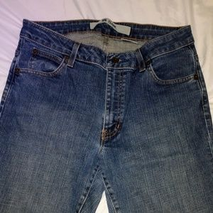 GAP FLARE STRETCH JEANS
